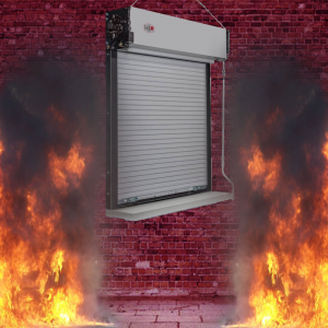 FIRE RATED Counter Shutter