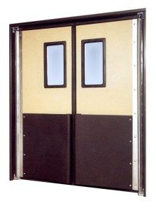 Industrial Impact Door - Super-Seal Series 4700