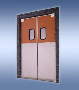 Retail Impact Door - Super-Seal Series 1000