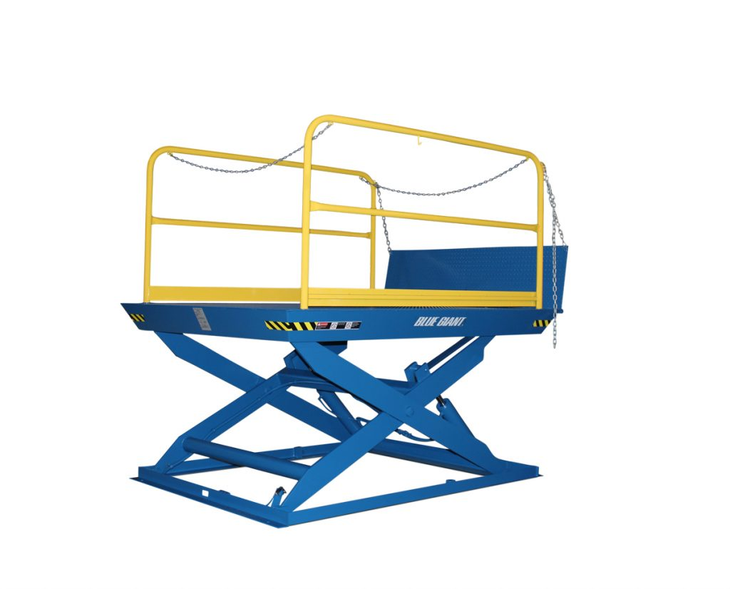 Blue Giant Stationary Dock Lift