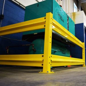 Guarding Products - Guardrail System