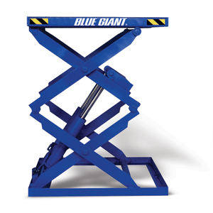 Double Scissor Table Lift