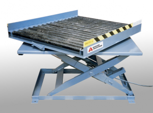 Low Profile Scissor Lift Conveyor